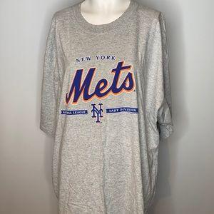 Men's 2xl New York Mets tee